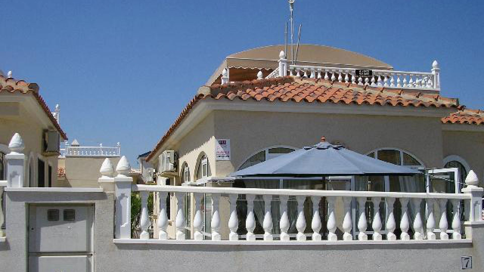 Bungalow in Algorfa, Alicante, Spain
