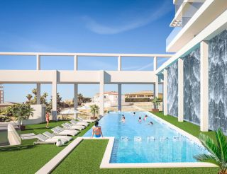 Apartment in Calpe, Alicante, Spain