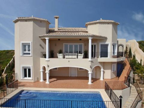 Villa in Benitachell, Alicante, Spanje