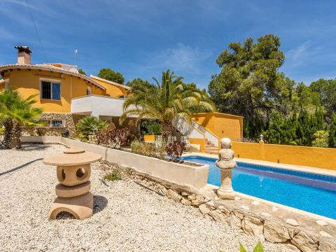 Villa in Benissa, Alicante, Spain
