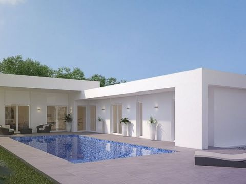 Villa in Pinoso, Alicante, Spain