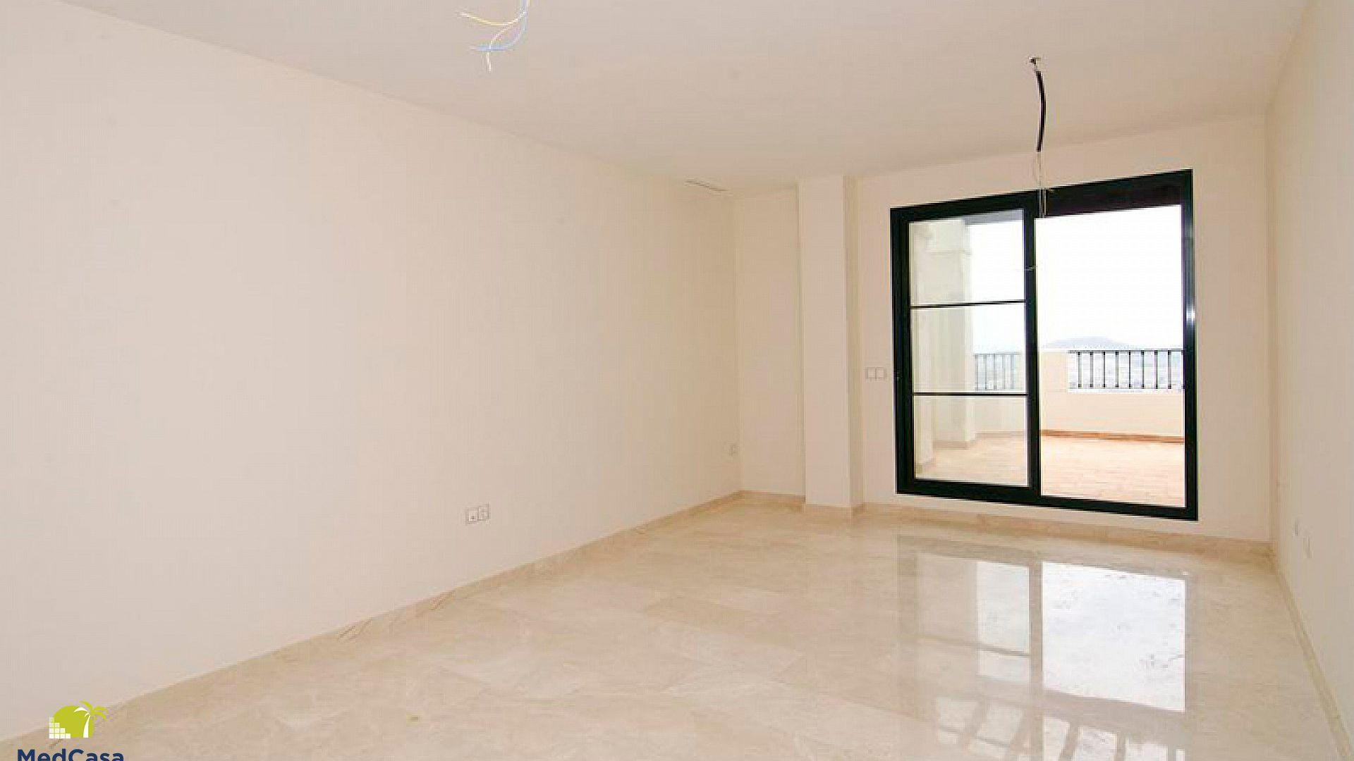 Apartment in Finestrat, empty, Spain