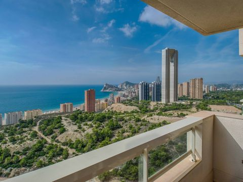 Appartement in Benidorm, Alicante, Spanje