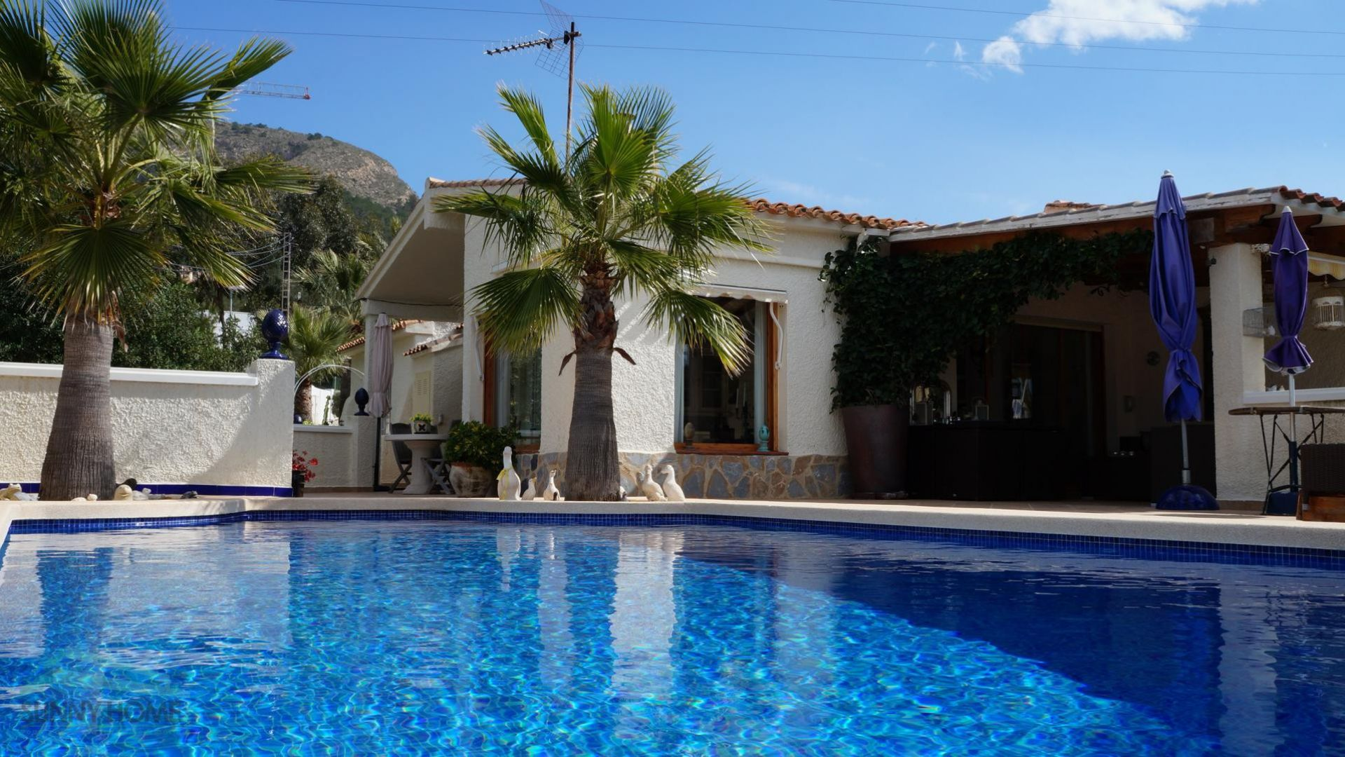 Villa in Albir (L'), Alicante, Spain