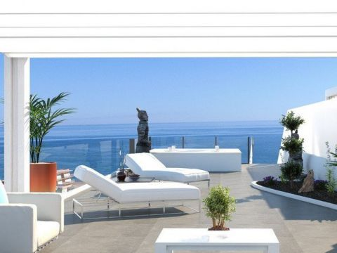 Appartement - Nieuwbouw - Dénia - The Ultimate Luxury 2 Bed Apartment Next To The Be