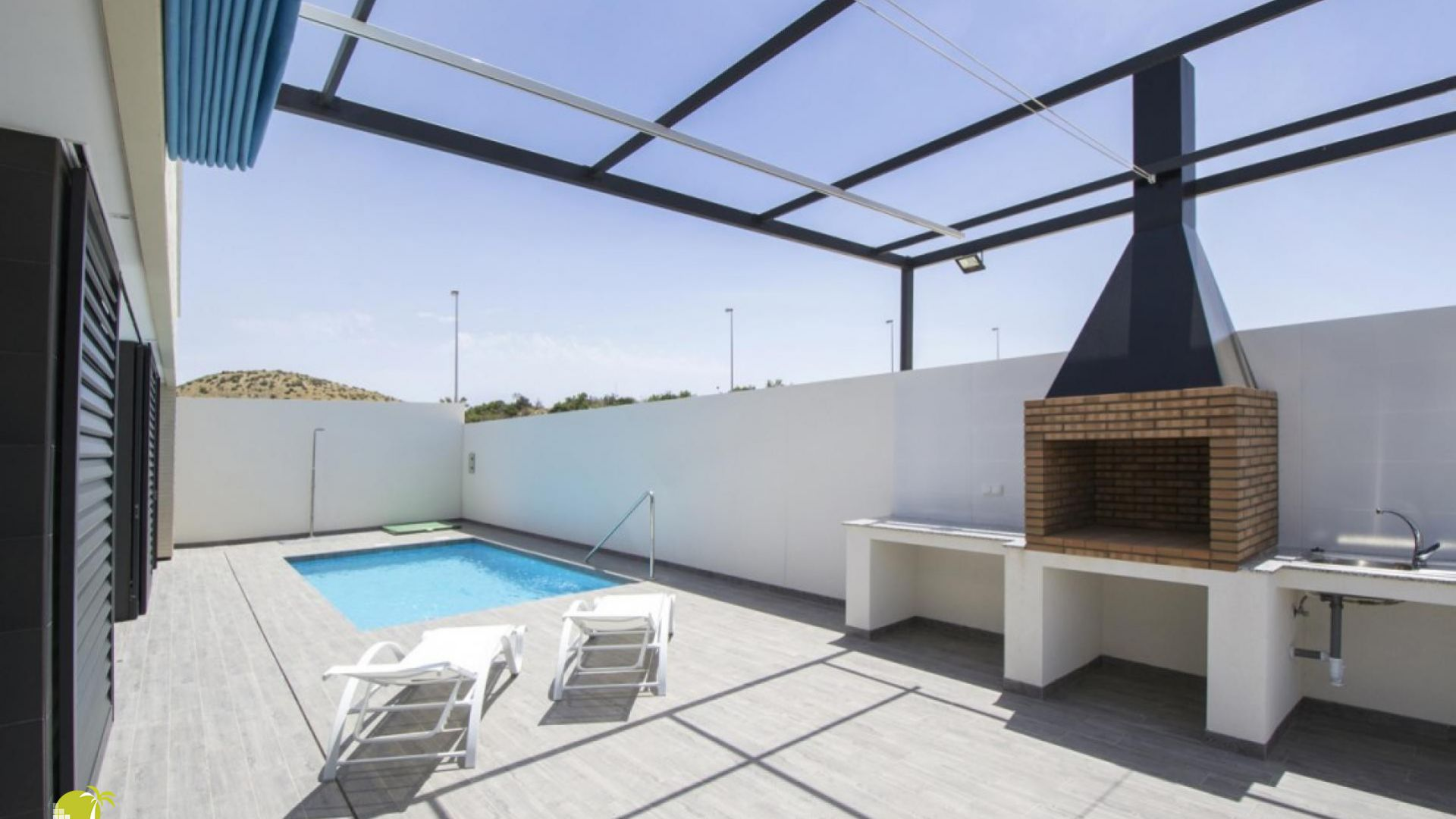 Villa in Guardamar del Segura, Alicante, Spain
