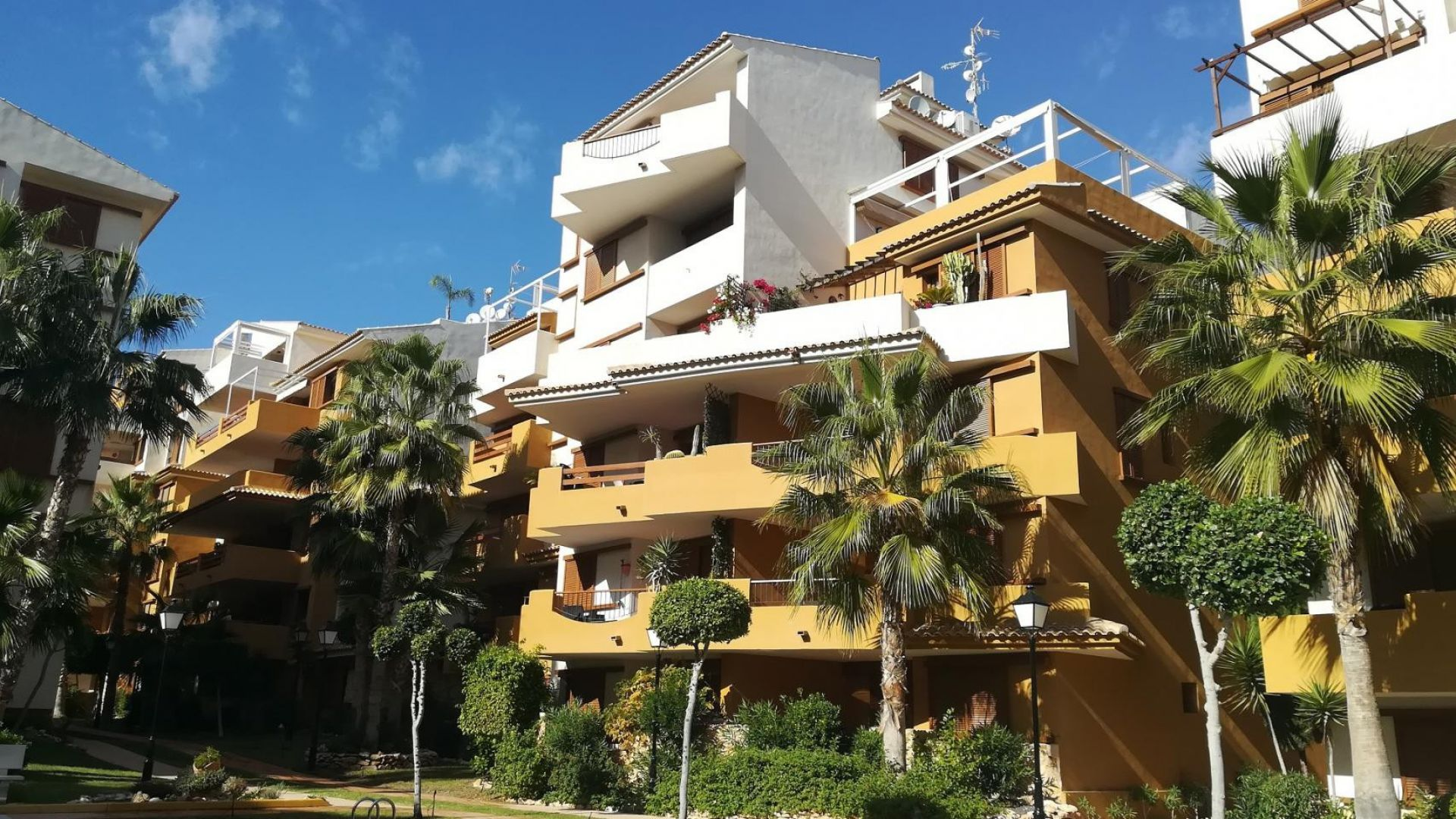 Apartment in Orihuela Costa, Alicante, Spain
