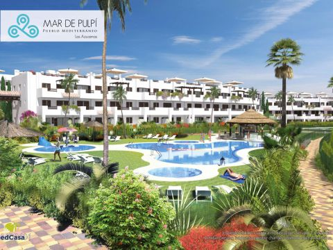 Apartment in San Juan de los Terreros**, Almería, Spain