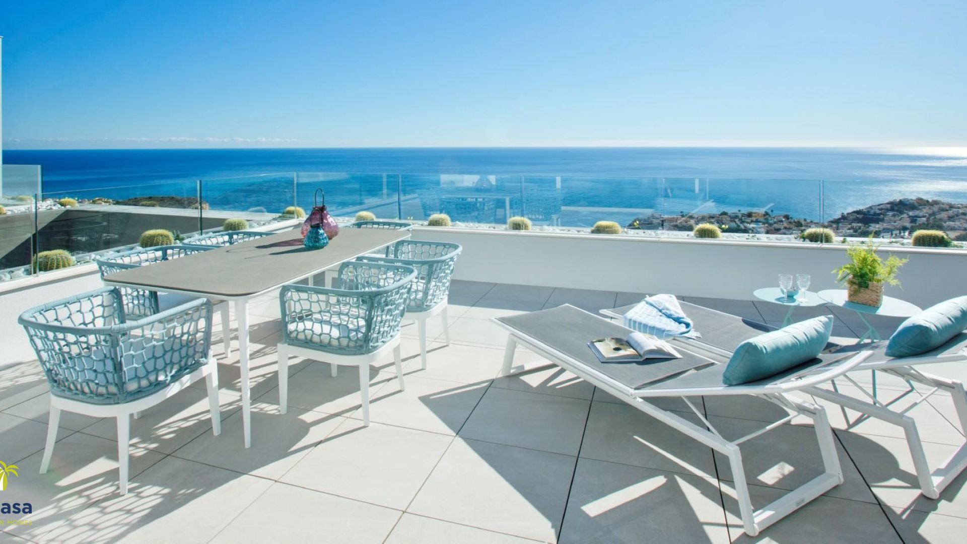 Apartment in Moraira, Alicante, Spain
