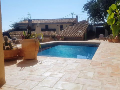 Country House in Benissa, Alicante, Spain