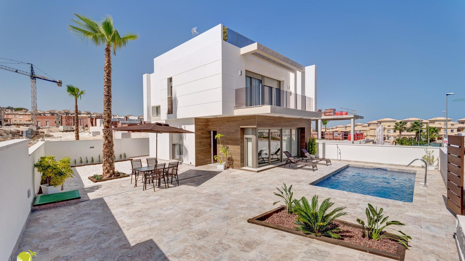 Villa in Orihuela Costa, empty, Spain