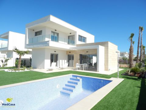 Villa in Orihuela, empty, Spain