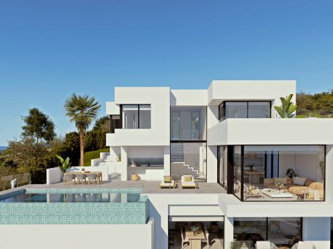 Villa in Moraira, Alicante, Spain