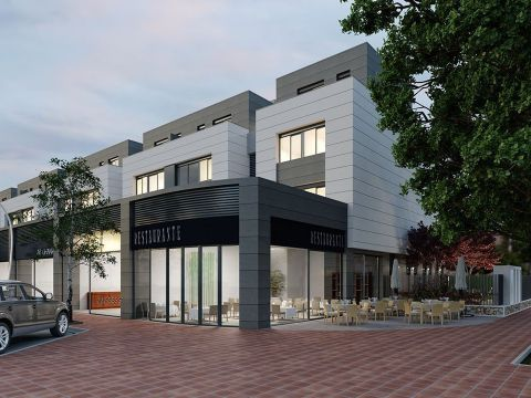 Business Premises - New build - Jávea - Arenal