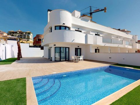 House in Finestrat, Alicante, Spain