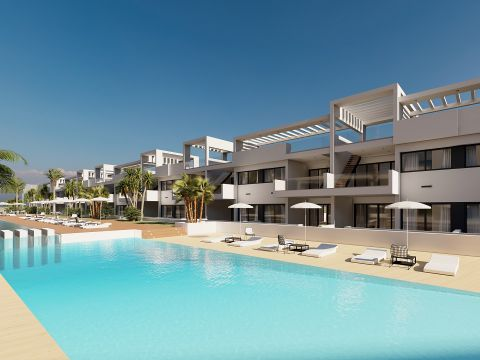 Apartment in Finestrat, Alicante, Spain