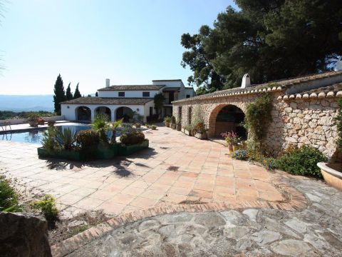 Country House - For sale - Benissa - Benissa