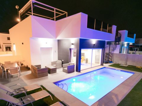 Villa in Daya Nueva, Alicante, Spain