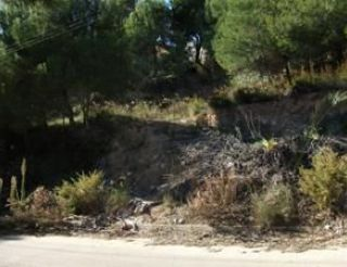 Plot in Altea, Alicante, Spain