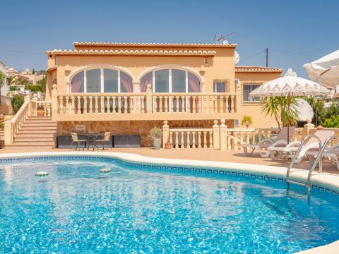 Villa - For sale - Moraira - Les Fonts