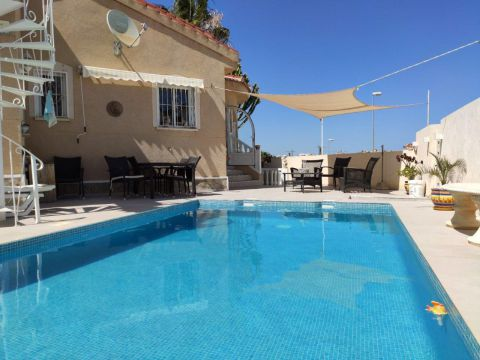 Villa - For sale - Ciudad Quesada - Golf