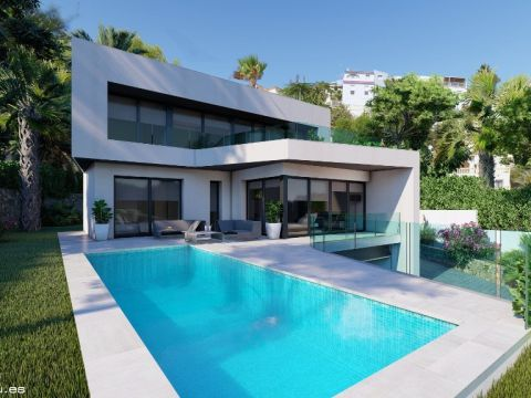 Villa - New build - Moraira - Benimeit Moraira, Costa Blanca