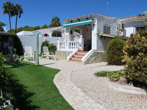 Bungalow - For sale - Moraira - Pinar del Abogat