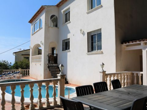 Villa - For sale - Benissa - Montemar