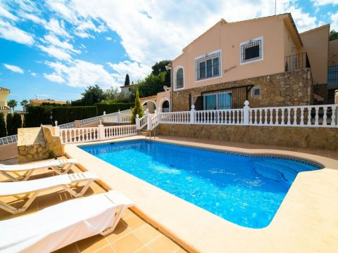 Villa - For sale - Moraira - Moraira