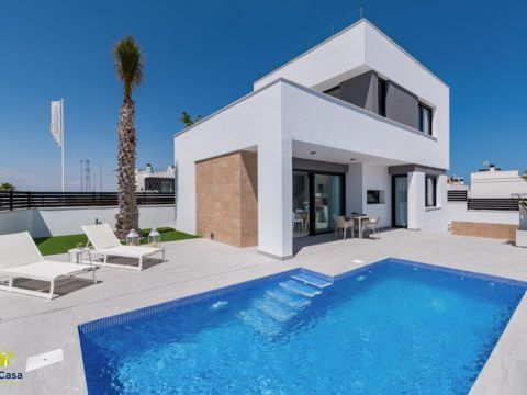 Villa in Orihuela Costa, Alicante, Spain