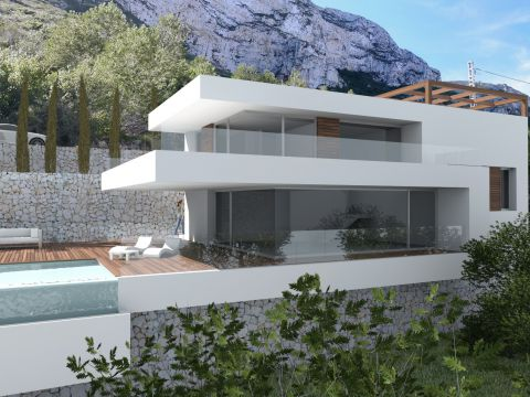 Villa in Dénia, Alicante, Spain