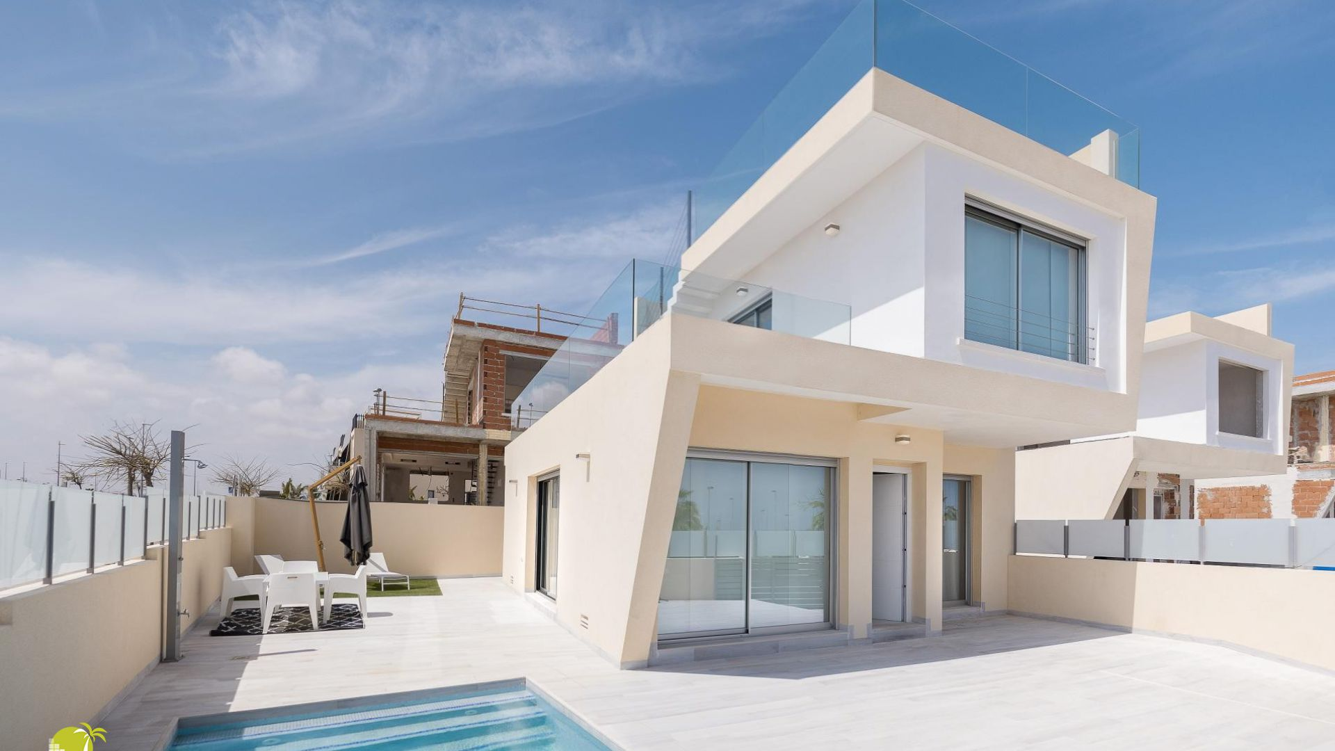 Villa in Torre de la Horadada, empty, Spain