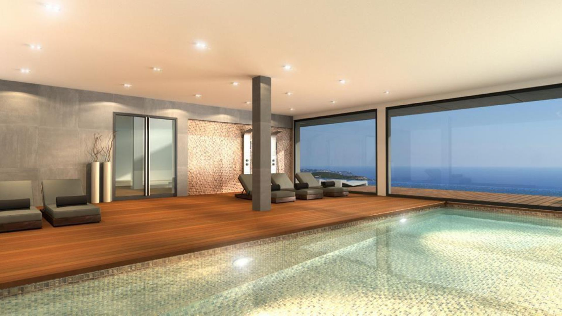 Penthouse in Benitachell, Alicante, Spain