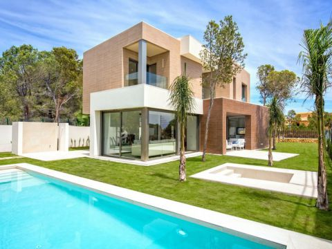 Villa in Finestrat, Alicante, Spanje