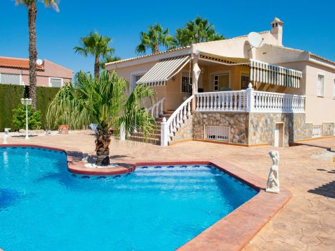 Villa in Ciudad Quesada, Alicante, Spain